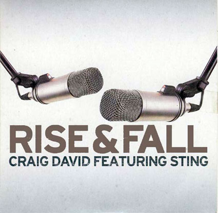 Craig David Featuring Sting - Rise & Fall (CD)