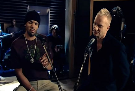 Craig David Featuring Sting - Rise & Fall